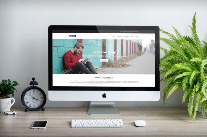 Spustili sme nový web
