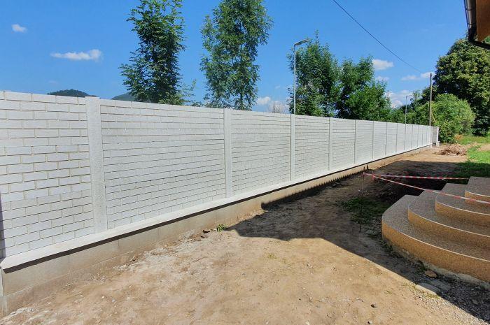 Teplička obojstranný plot